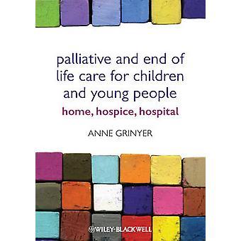 Palliativa e fine della vita di cura per bambini e giovani - Home -