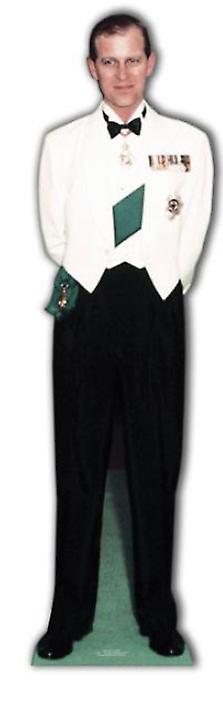 Principe Filippo (Duca di Endinburgh) - cartone Lifesize ritaglio / Standee (Diamond Jubilee 2012)