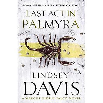 Sista akten i Palmyra (Falco 06)