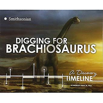 Grave for Brachiosaurus: en Discovery tidslinje (Dinosaur Discovery tidslinjer)