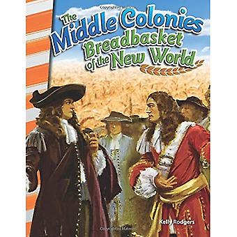 The Middle Colonies: Breadbasket of the New World (America's Early Years) (Primary Source Readers)