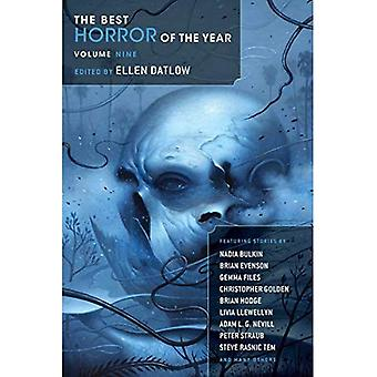 The Best Horror of the Year�Volume Nine