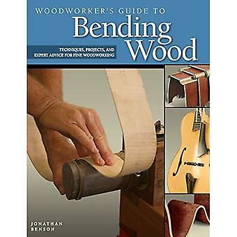 De schrijnwerker gids voor het buigen van hout: technieken, projecten en deskundig advies voor de fijne houtbewerking