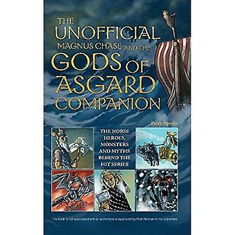Unofficial Magnus Chase et les dieux d'Asgard compagnon