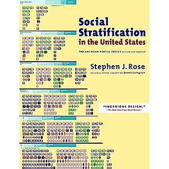 Social Stratification in the United States : The American Profile Poster