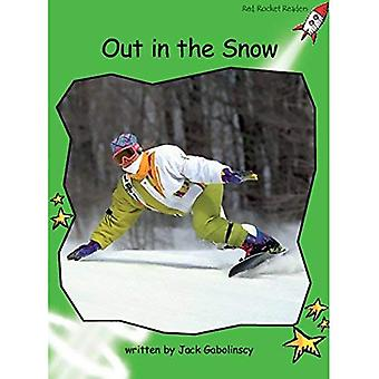 Out in the Snow: Level 4: Early (Red Rocket Readers: Non-fiction Set A)