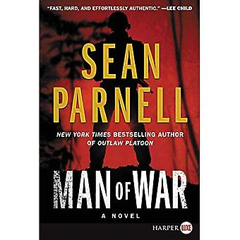 Man of War: An Eric Steele Novel (Eric Steele)