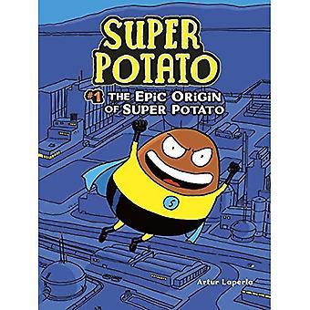 Super Potato 1: L'origine épique de Super pomme de terre