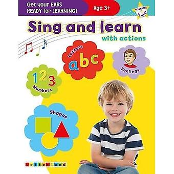 Sing and learn with actions