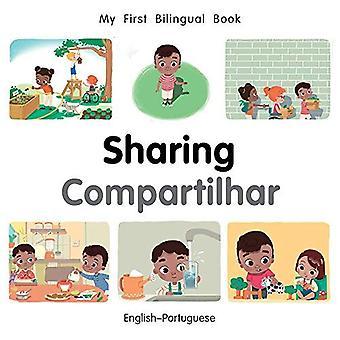 My First Bilingual Book-Sharing (English-Portuguese) (My First Bilingual Book) [Board book]