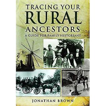 Rückverfolgung Ihrer ländlichen Vorfahren: Ein Leitfaden für Familienforschern