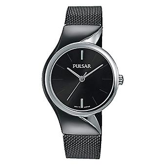 Pulsar PH8235X1-wristwatch, stainless steel, Plated color: Gold