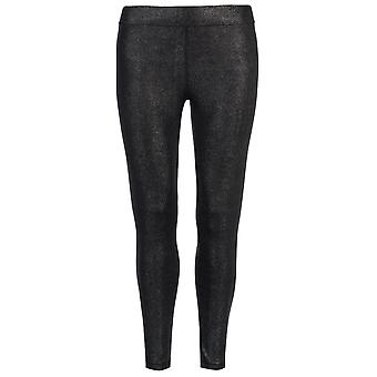 Everlast Womens Glitter Leggings Ladies