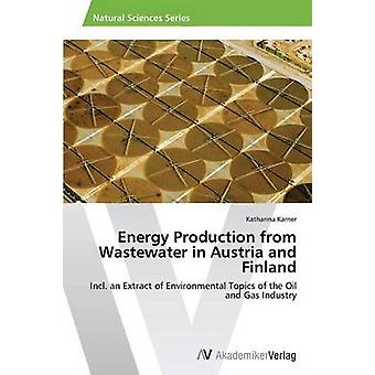 Energy Production from Wastewater in Austria and Finland by Karner Katharina