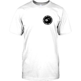 NASA Space Administration - NASA Brust Logo Kinder T Shirt