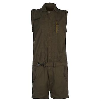G Star Womens Field Short Jumpsuit