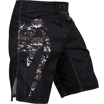 Venum Mens Original Giant MMA Training Fight Shorts - Black/Camo