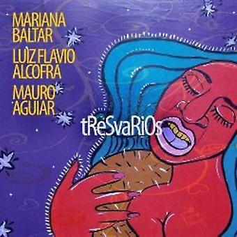 バルタール/れるポリフェノール/aguia · デ · - Tresvarios [CD] USA 輸入