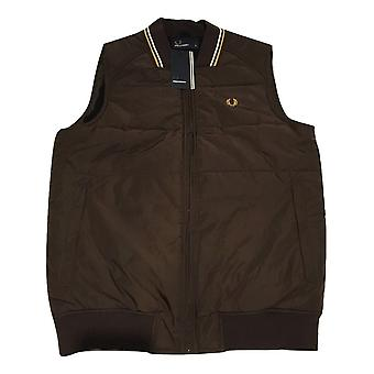 Fred Perry Men's Twin Tipped Gilet J7215-325