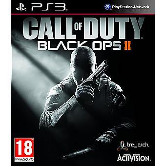 Call of Duty Black Ops II PS3 gra