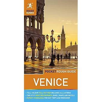 Pocket Rough Guide Venice by Jonathan Buckley - 9780241204283 Book