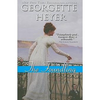 The Foundling by Georgette Heyer - 9781402219481 Book