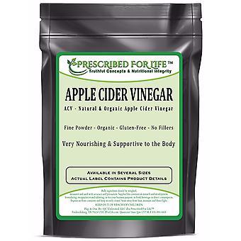 Apple Cider Vinegar - Organic Spray Dried ACV Powder - 5% Acetic Acid (Malus pumila - Mill.)