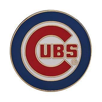Chicago Cubs MLB Logo Pin