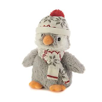 Warmies Cozy Plush Fully Microwavable Toy: Baby Penguin