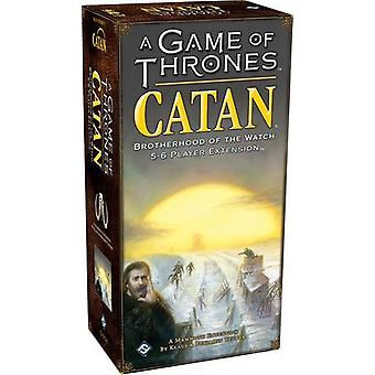 Games of Thrones Catan: Brotherhood of the Watch Extension for Card Game
