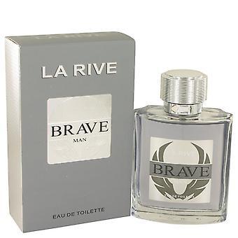 La Rive Brave Eau De Toilette Spray By La Rive 100 ml