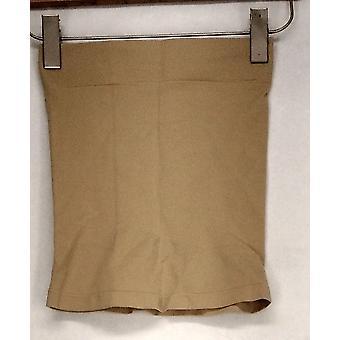 Slim 'N Lift Shaper Stretch Knit Pullover Shaper Beige  S419070