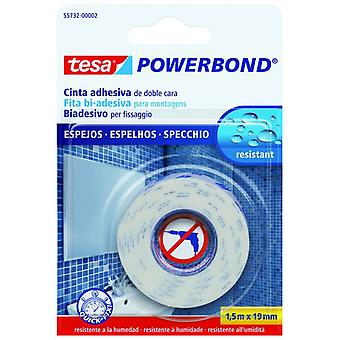 Tesa Powerbond Mirror Double-Sided Self-Adhesive Mounting Tape 1.5M:19Mm (DIY , Hardware)
