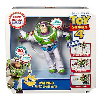Disney Pixar Toy Story 4 Ultimate Walking Talking Buzz Lightyear GDB92