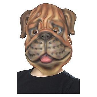 Childrens Hund Gesicht Maske Kostüm Zubehör