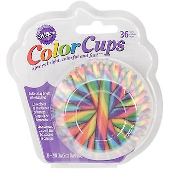 ColorCup Standard Baking Cups-Candy Stick 36/Pkg W2863
