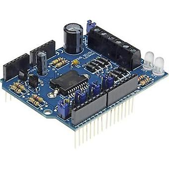 Velleman Motor and Power Shield for Arduino® VMA03