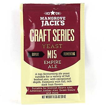 Mangrove Jacks Beer Yeast - M15 Empire Ale