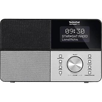 DAB+ Table top radio TechniSat DigitRadio 306 DAB+, FM, AUX Black