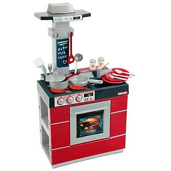 Klein Miele Compact Kitchen Red (Toys , Home And Professions , House , Playkitchen)