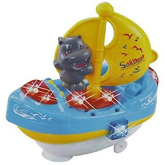 Dimasa Children boat Salva Obstacles (Toys , Preschool , Vehicles)