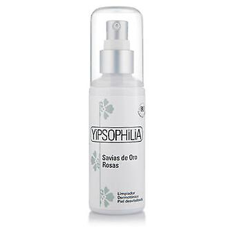 Yipsophilia Gold saps Roses (Femme , Soins , Soin Facial , Anti-âges , Nettoyant Facial)