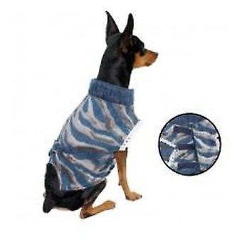 Yagu blue vest Fallas (dogs, clothes, jackets)