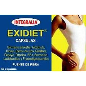 Integralia Flat Belly Exidiet 60Cap.