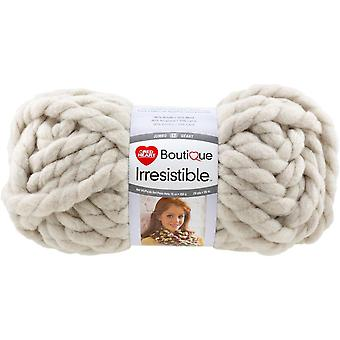 Red Heart Boutique Irresistible Yarn-Oatmeal E848-7305