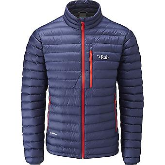 Rab Mens Microlight Jacket Twilight (Medium)