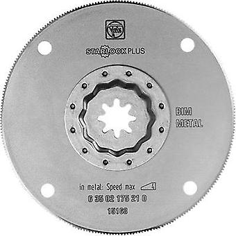 HSS Circular saw blade 100 mm Fein 63502175230 Compatible with (multitool brand) Fein SuperCut, MultiMaster 5 pc(s)