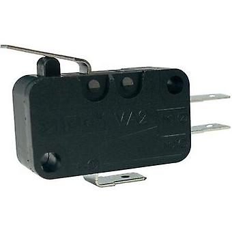 Microswitch 250 Vac 16 A 1 x On/(On) Zippy VA2-16S2-01D0-Z momentary 1 pc(s)