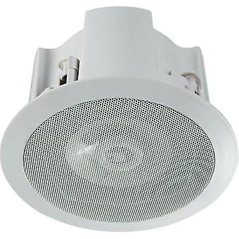Flush mount speaker SpeaKa 130 MM 50 W 8 Ω White 1 pc(s)