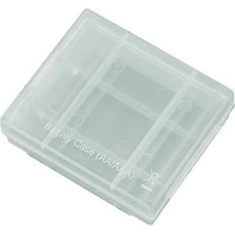 Battery box AAA, AA Conrad energy Batterie-Box (L x W x H) 67 x 55 x 22 mm